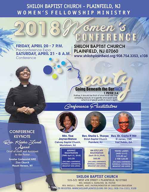 2018 Ladies Conference