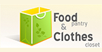Food Pantry and clothes Closet