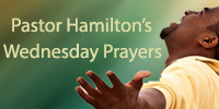 Wednesday Prayers