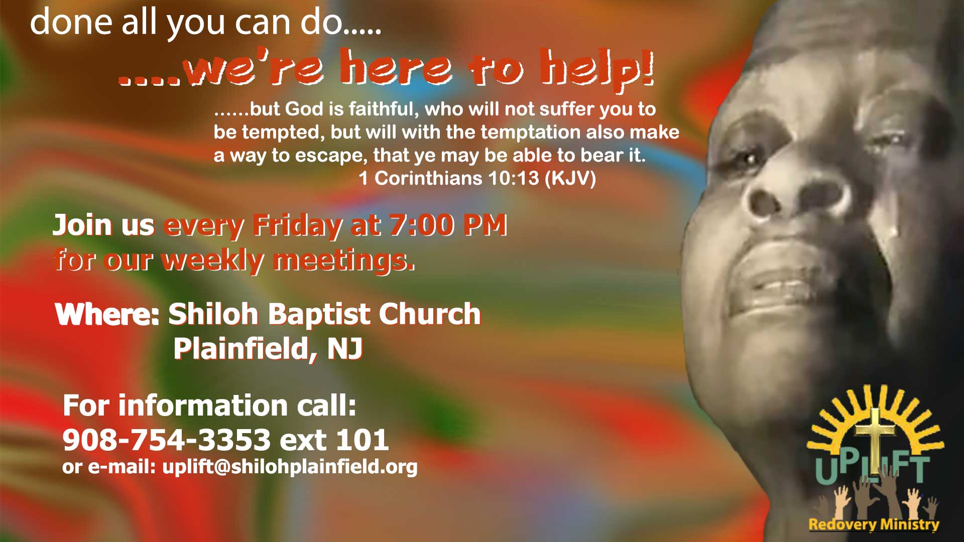 Uplift Recovery Ministry